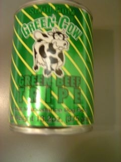 Product Review Solid Gold Green Cow Tripe Canned Dog Food