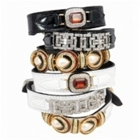 Collars with bling