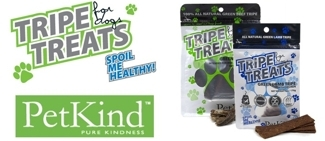 Petkind Tripe Treats for dogs