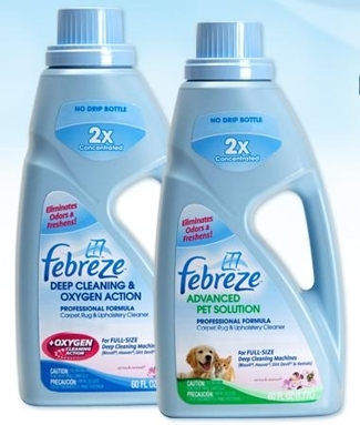 Febreze Carpet and Upholstery Cleaner