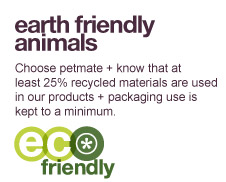 Petmate recycles!