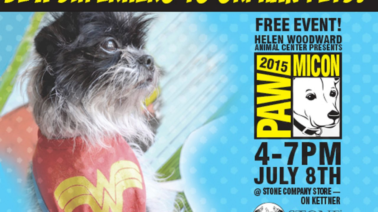 PAWMICON: Comic-Con San Diego Gets One-Upped By Pups