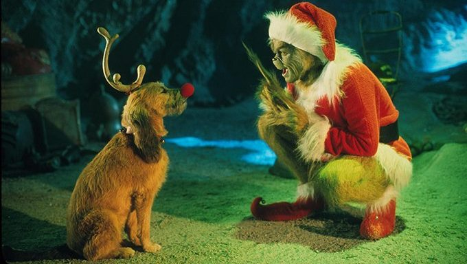 screenshot from the grinch
