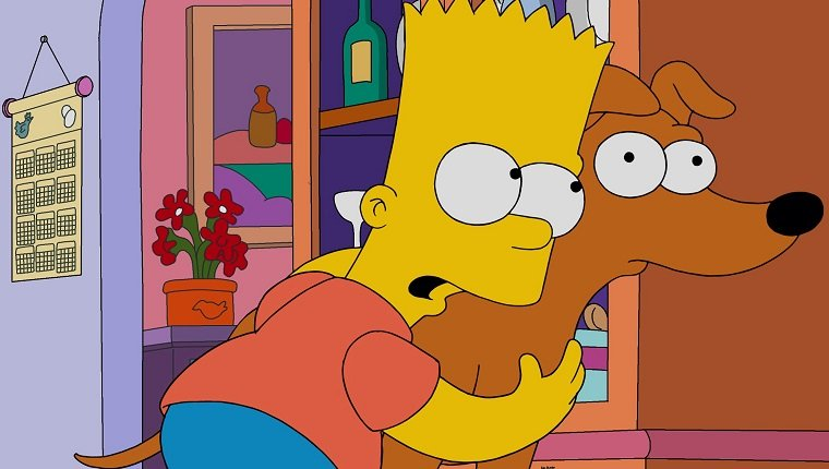 THE SIMPSONS: The Dogtown season finale episode airing Sunday, May 21, (8:00-8:30 PM ET/PT) on FOX.