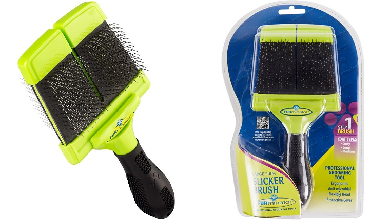 dog slicker brush