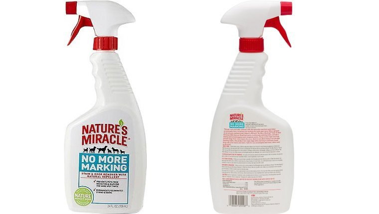 No More Marking Pet Stain & Odor Remover