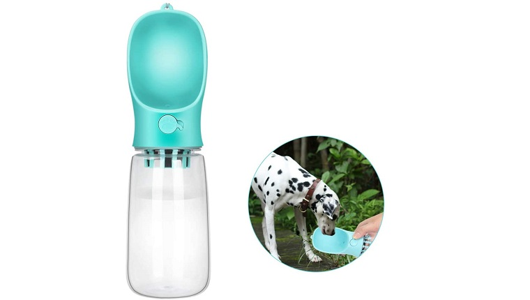 M&MKPET Dog Water Bottle