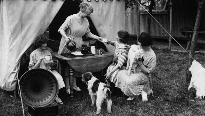 Have A Doggy Tea Time