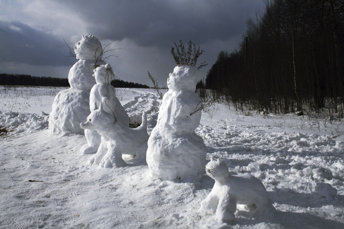 The Whole Snow Family